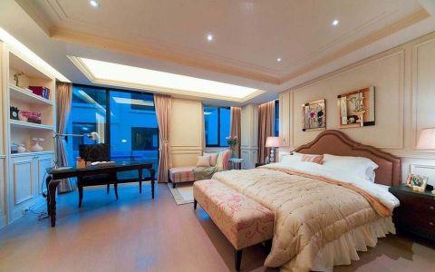 卧室照片墙新古典风格装潢图片