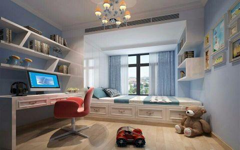 卧室榻榻米欧式风格装潢设计图片