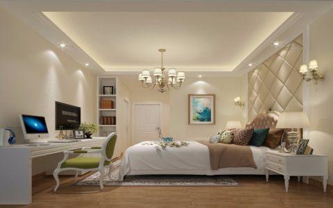 卧室床头柜欧式风格效果图