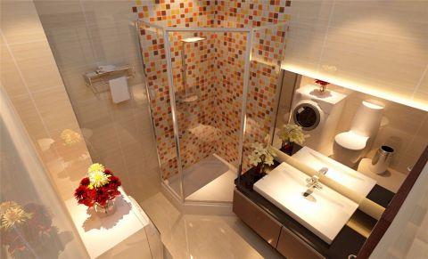 卫生间中式风格装饰图片
