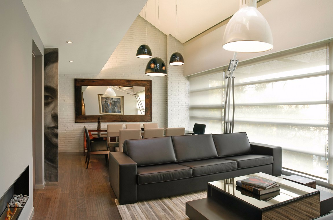 2室3卫3厅140平米现代简约风格