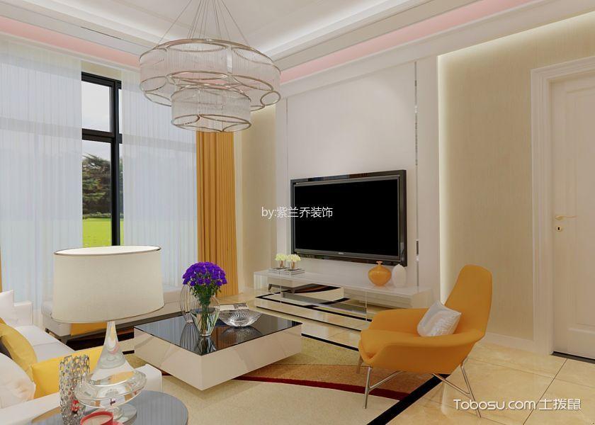 70平米现代简约公寓装修