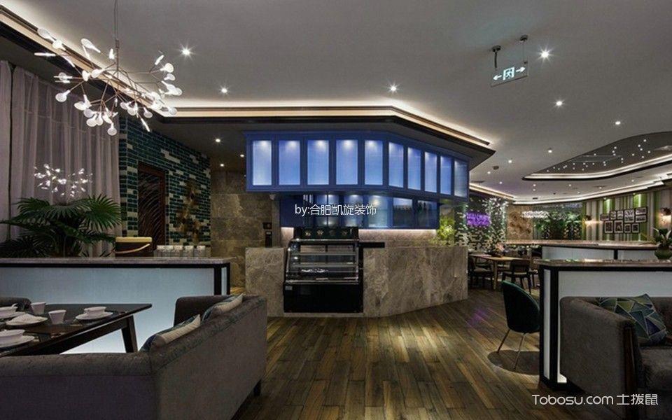 主题餐馆走廊装修设计图片