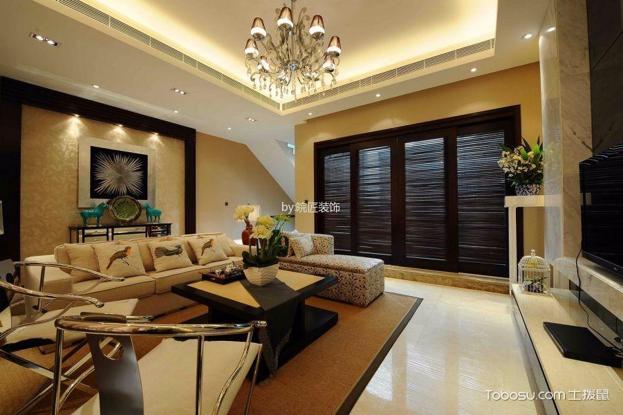 2021简中110平米装修设计 2021简中三居室装修设计图片