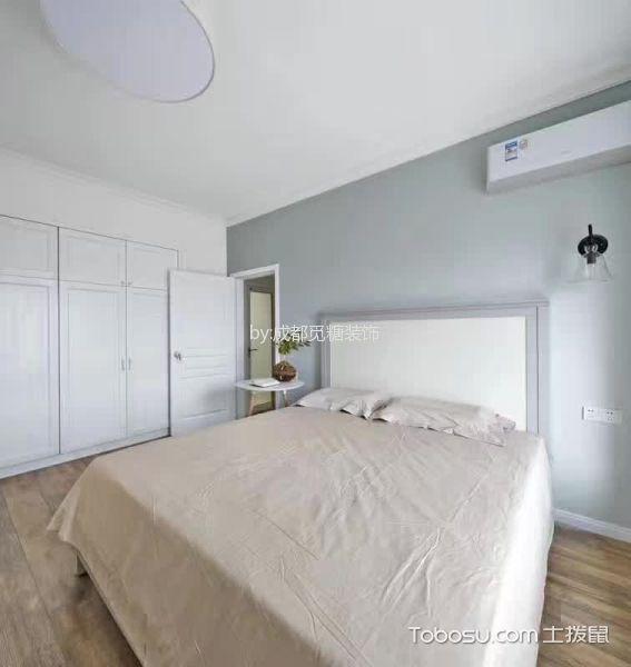 100平北欧两居室装修效果图