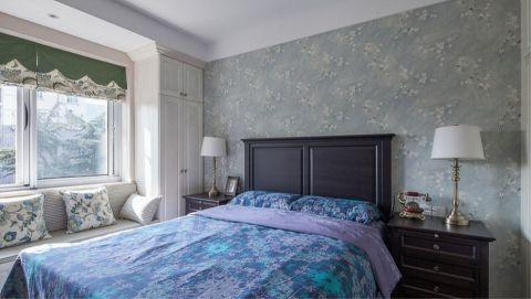 2020现代卧室装修设计图片 2020现代窗帘装修效果图片