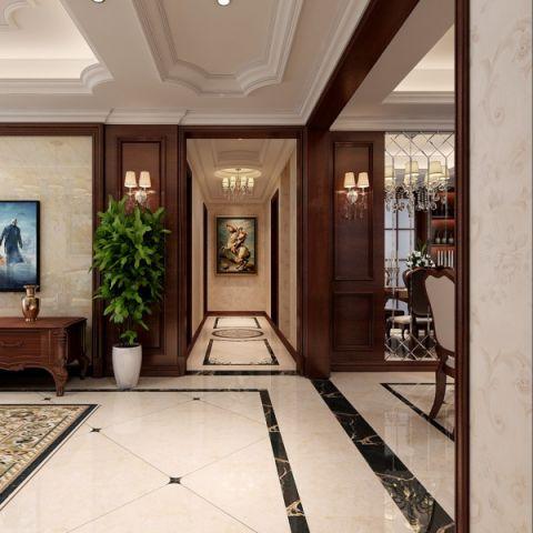 2020欧式客厅装修设计 2020欧式地砖装修效果图大全