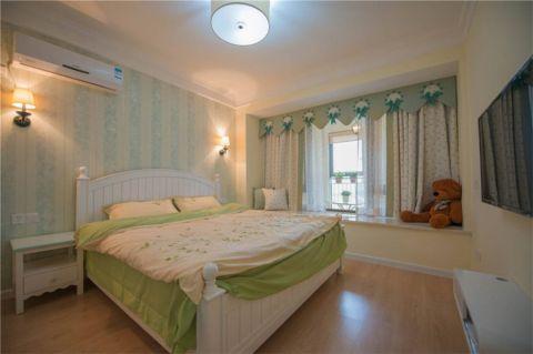 卧室飘窗简约风格装修效果图