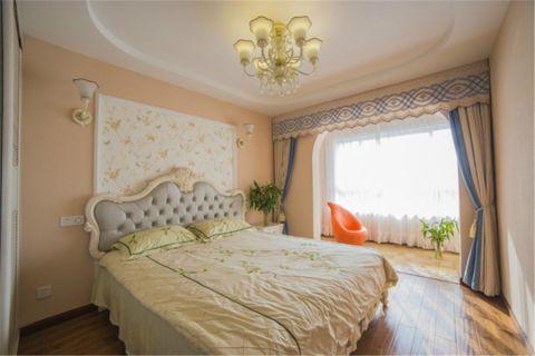 卧室吊顶地中海风格装饰设计图片