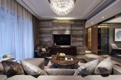 欧式风格360平米别墅新房装修效果图