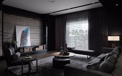 现代风格230平米四室两厅新房装修效果图