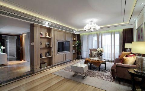 新古典风格140平米大户型新房装修效果图