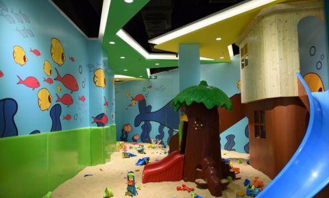 东区儿童幼儿园装修效果图