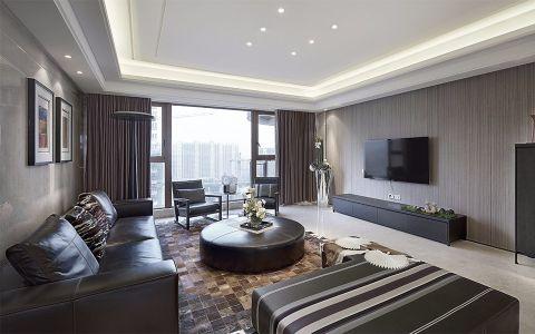 现代风格140平米四室两厅新房装修效果图