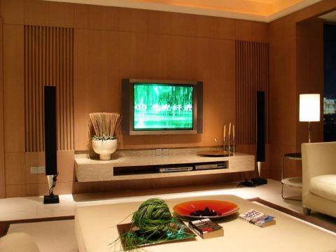 中式风格80平米两室两厅新房装修效果图