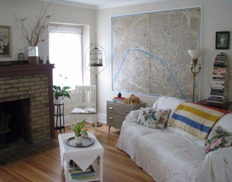 客厅沙发田园风格装修效果图