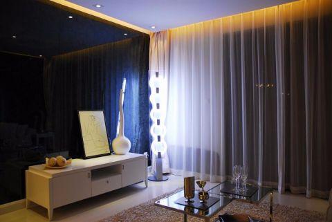 简约风格100平米楼房室内装修效果图