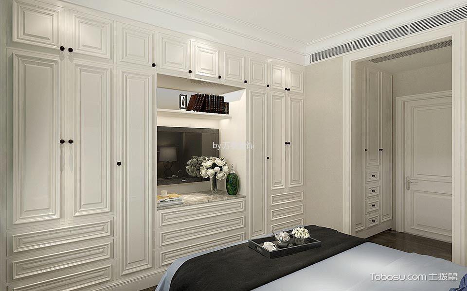 卧室咖啡色地板砖现代风格装修图片