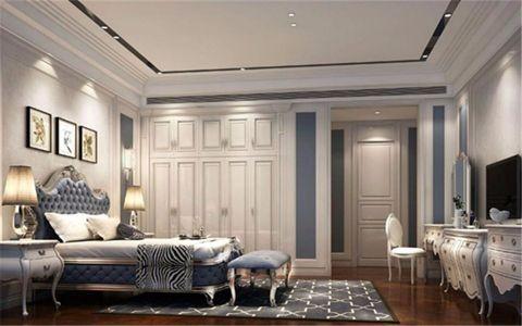 卧室照片墙欧式风格装修效果图