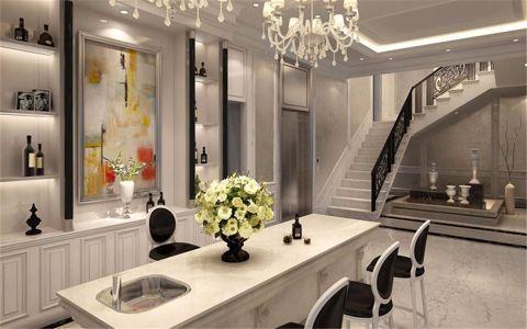 餐厅餐桌欧式风格装饰设计图片
