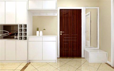 玄关走廊现代简约风格装潢效果图
