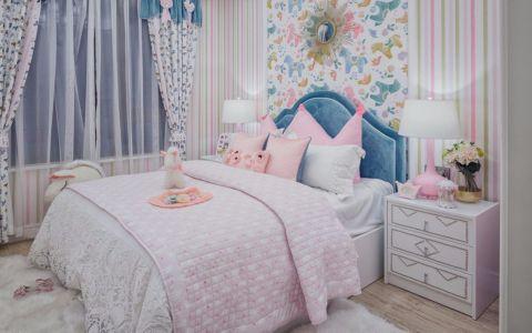 卧室床头柜地中海风格效果图