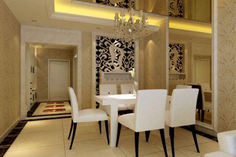 餐厅欧式风格装饰设计图片