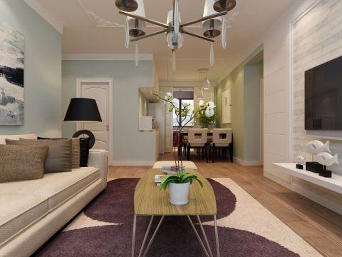 2019现代简约110平米装修设计 2019现代简约一居室装饰设计