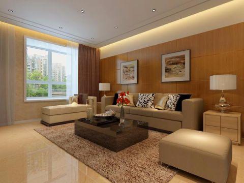 2020现代简约110平米装修设计 2020现代简约公寓装修设计