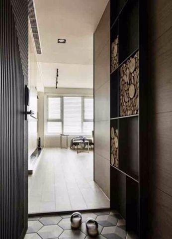 玄关地砖现代风格装修图片