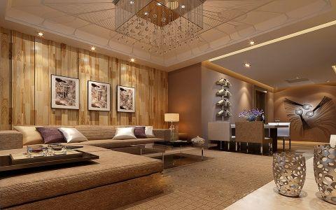 客厅照片墙新古典风格装潢设计图片