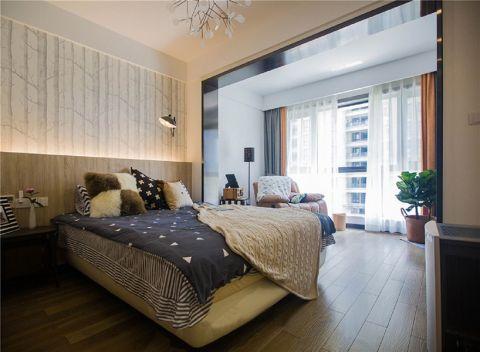 卧室地板砖简约风格装修效果图
