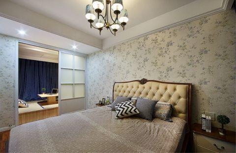 地中海风格150平米三室两厅室内装修效果图