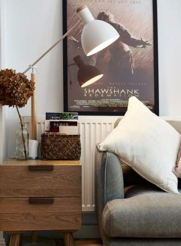 客厅照片墙北欧风格装修效果图