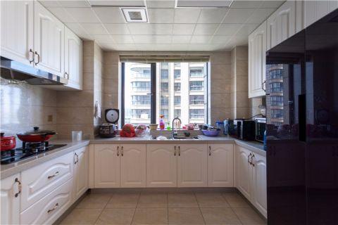 厨房吊顶欧式风格装潢设计图片