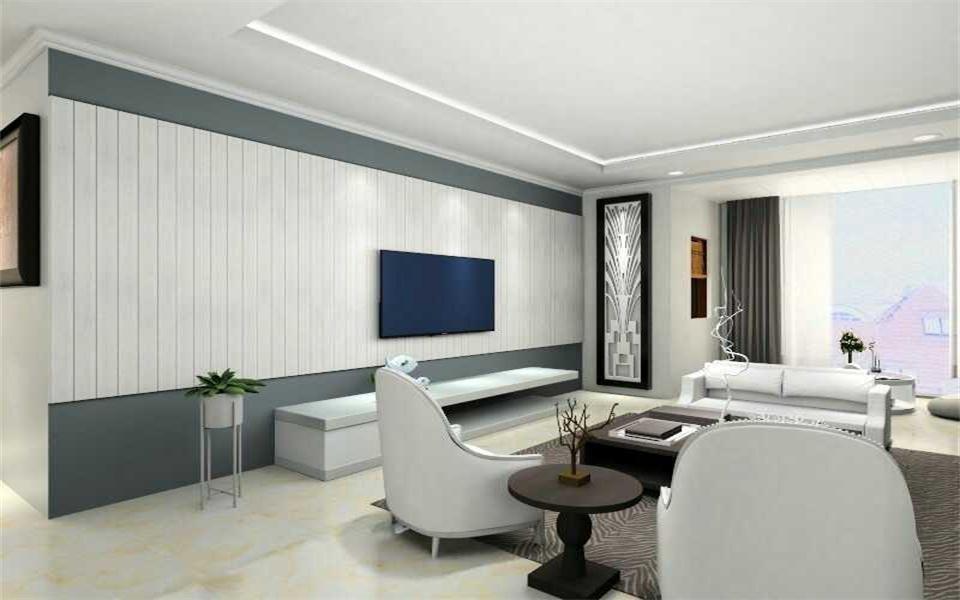 3室1卫1厅现代简约风格