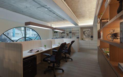 写字楼办公间装修效果图