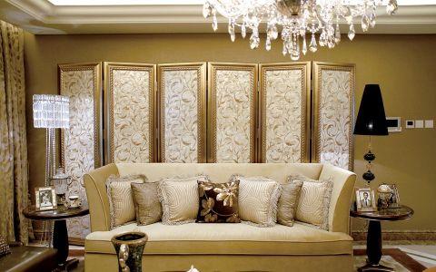 欧式风格150平米四室两厅新房装修效果图