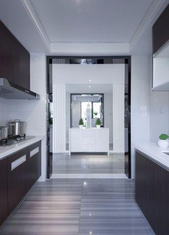 厨房橱柜简约风格装饰图片