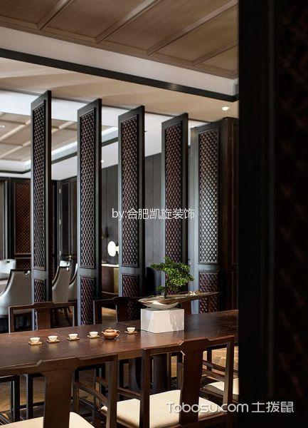 中餐厅餐厅吊顶装饰效果图