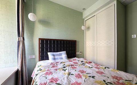 卧室飘窗简约风格装饰设计图片