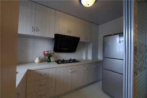 厨房吊顶地中海风格装修设计图片