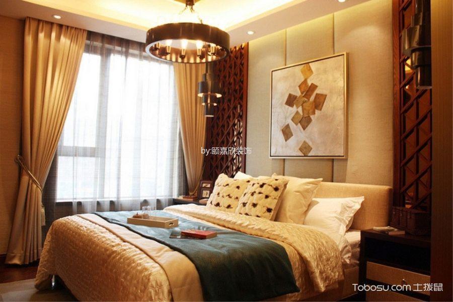 混搭风格180平米四室两厅新房装修效果图