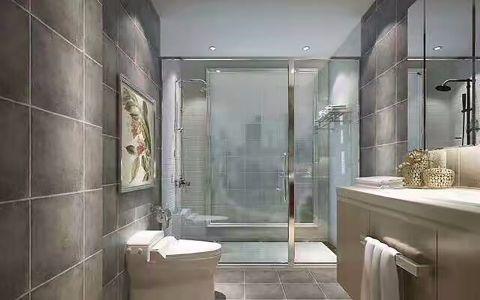 卫生间简约风格装饰设计图片