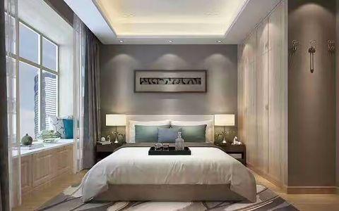 卧室简约风格装饰效果图