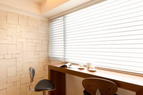 书房窗台现代风格装修设计图片