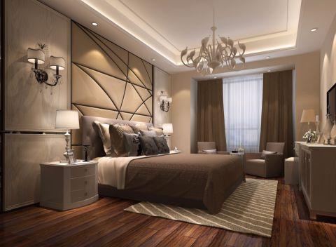 卧室吊顶现代风格装修图片