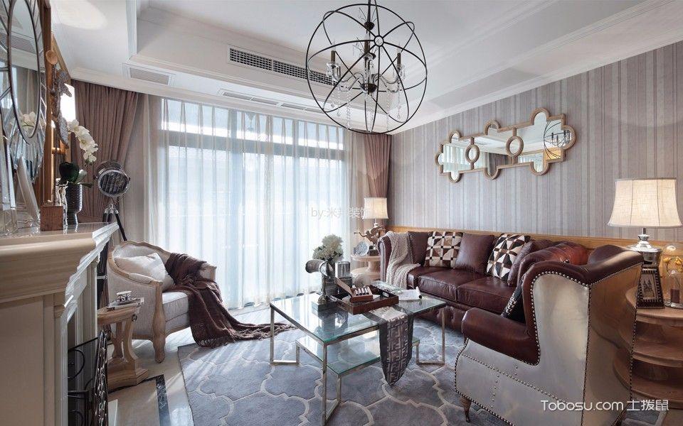 简欧风格140平米四室两厅室内装修效果图