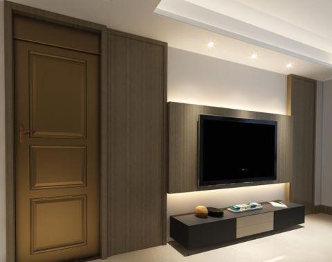 现代风格126平米四室两厅新房装修效果图