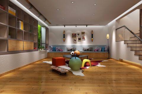 2019现代简约儿童房装饰设计 2019现代简约地板装修设计